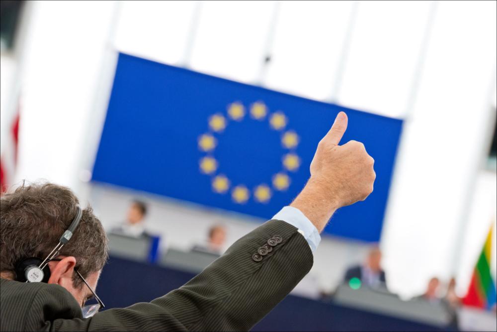 Foto de European Parliament via Flickr