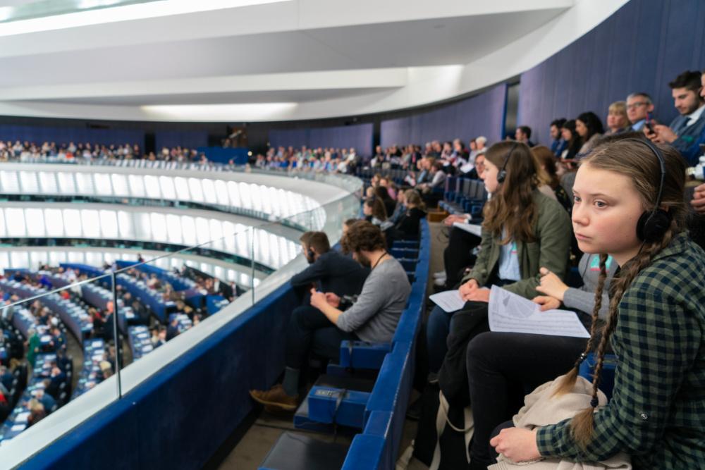 Foto de Parlamento Europeu via Flickr