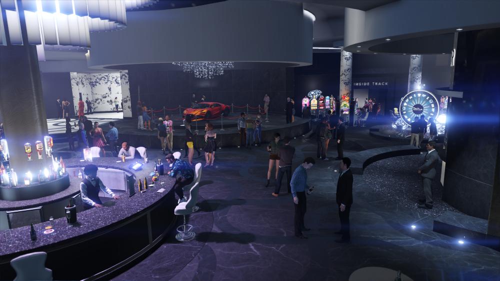 Gta Online Casino Ausspähen