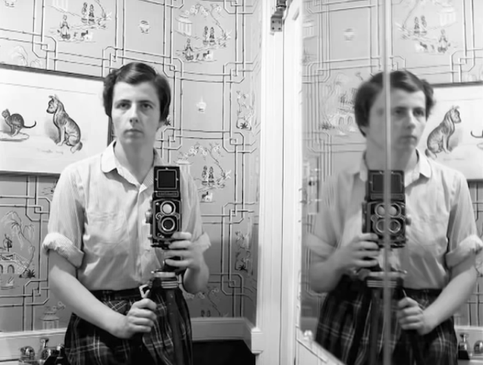 Recorte do trailer de Finding Vivian Maier