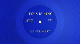 Capa de Jesus is King