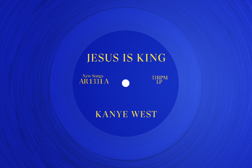 Capa de Jesus is King