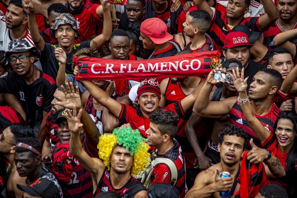 Foto de Marcelo Cortes/Flamengo via Flickr