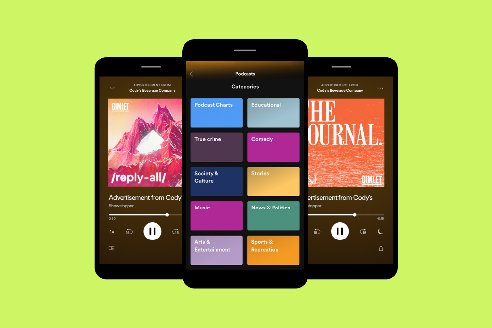 Imagem via Spotify