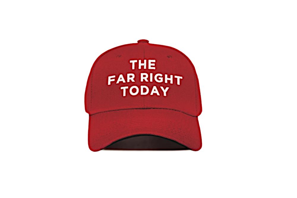 Recorte da capa do livro The Far Right Today