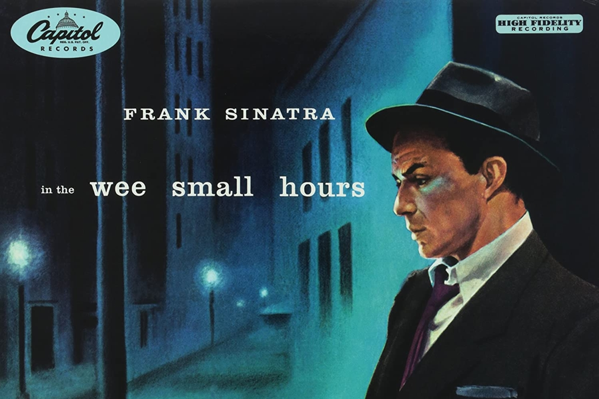 frank sinatra in the wee small hours