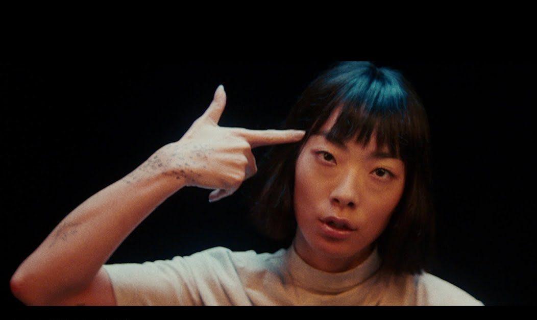 Frame do videoclipe de