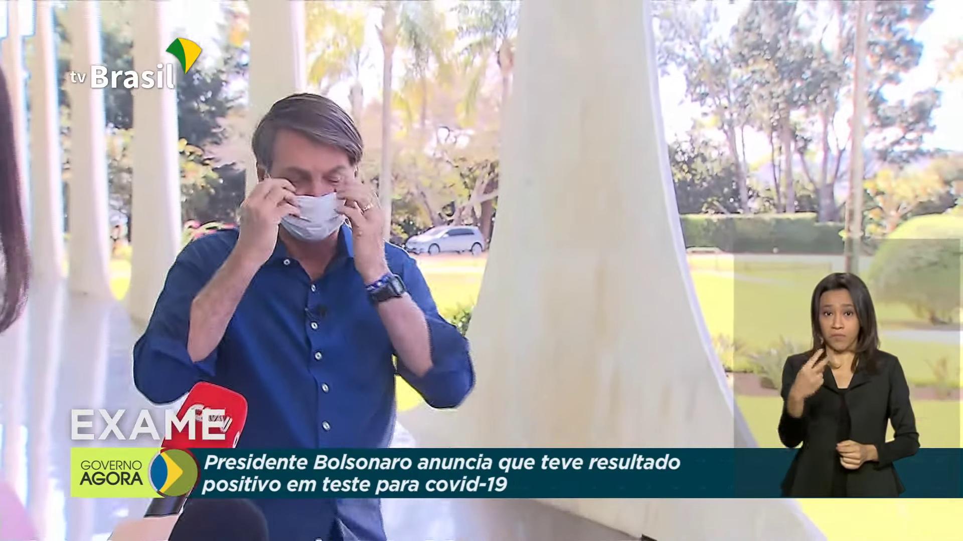 Imagem via Palácio Planalto/YouTube