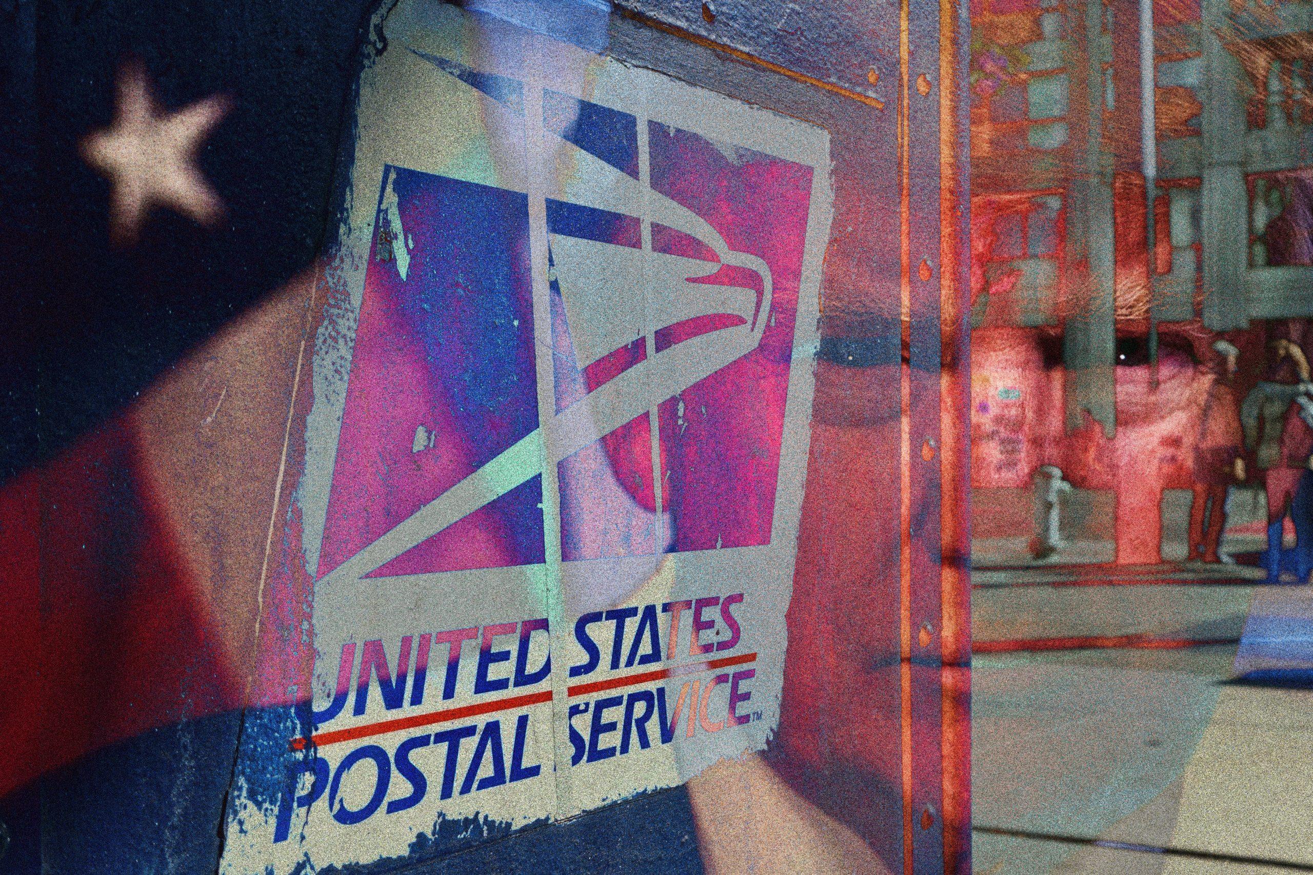 trump correios