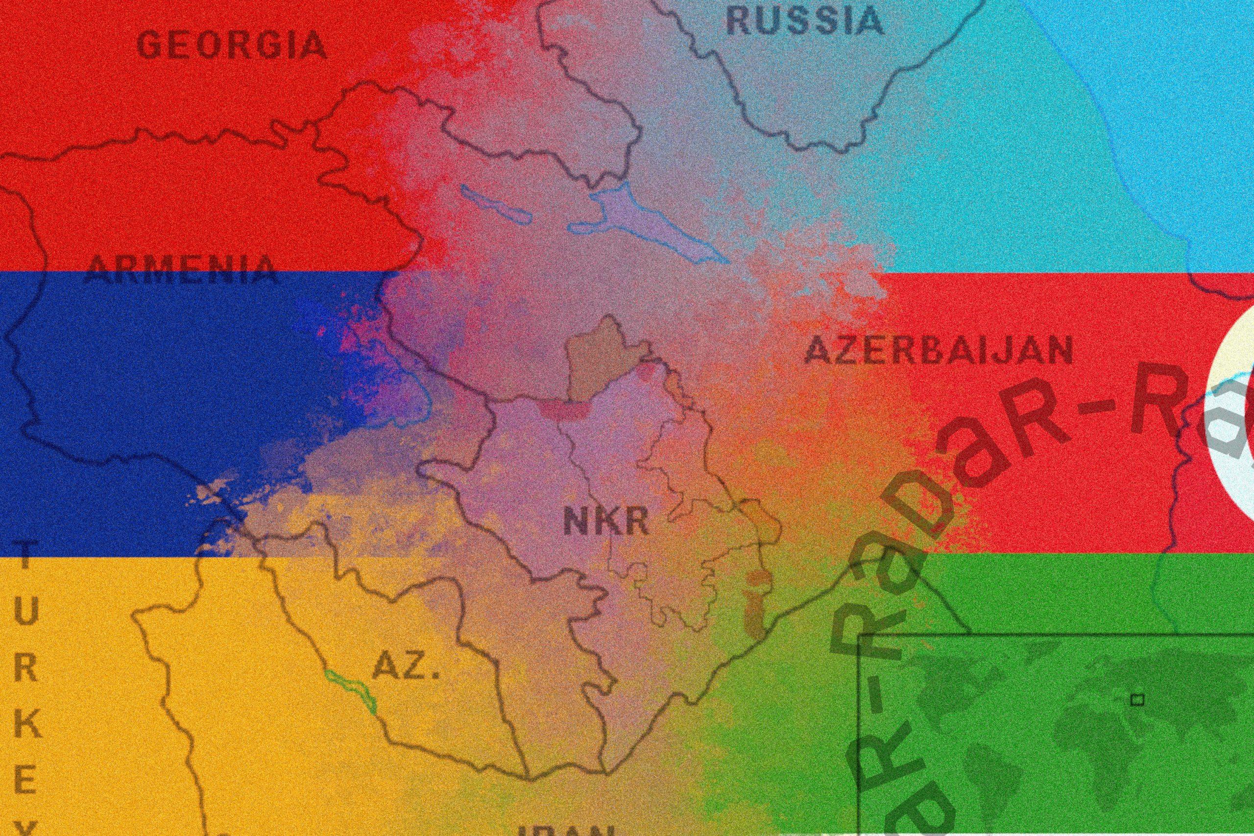 Arménia Azerbaijão