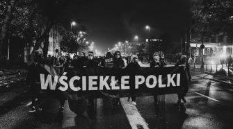 Protestos na Polónia
