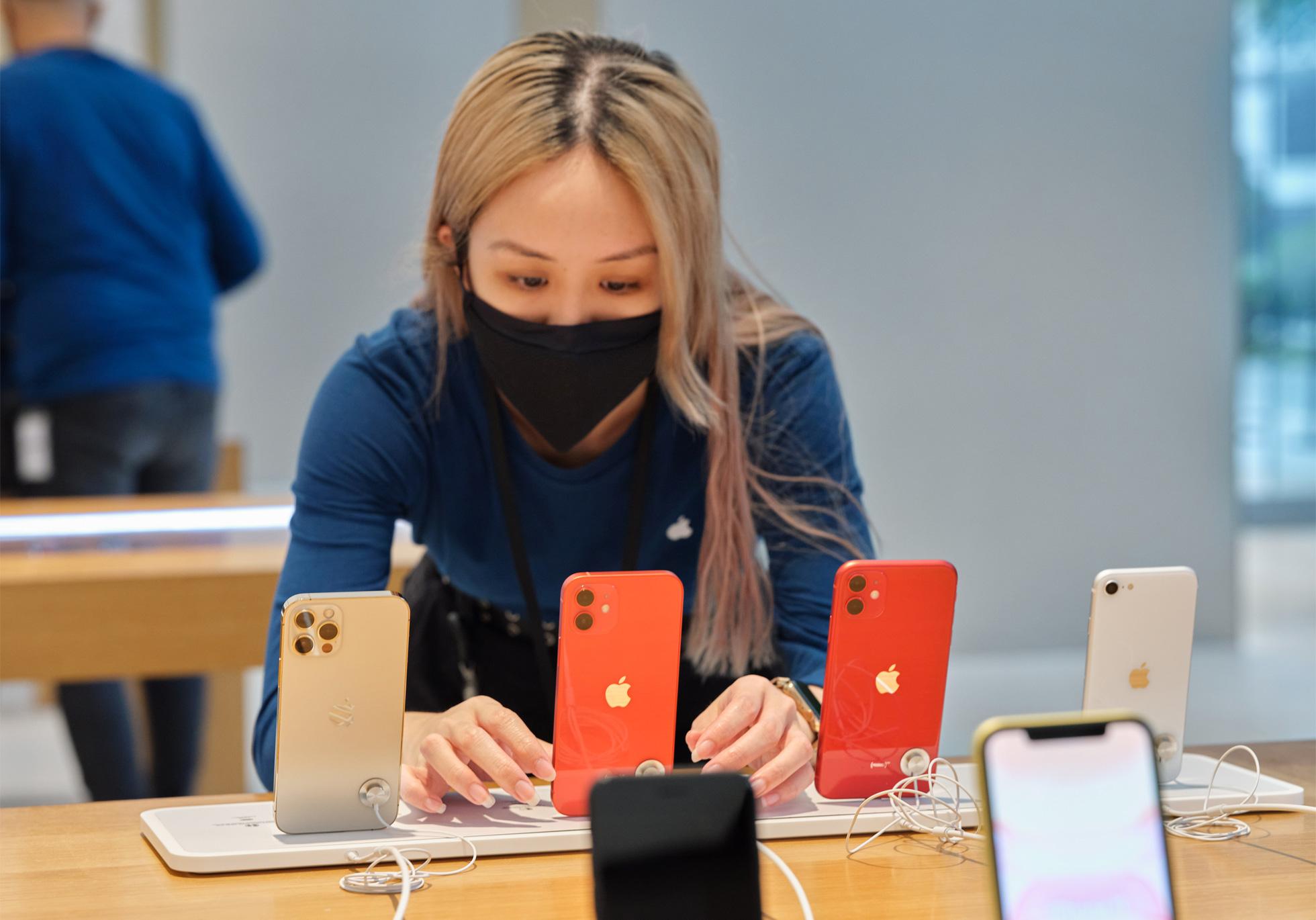 Foto via Apple
